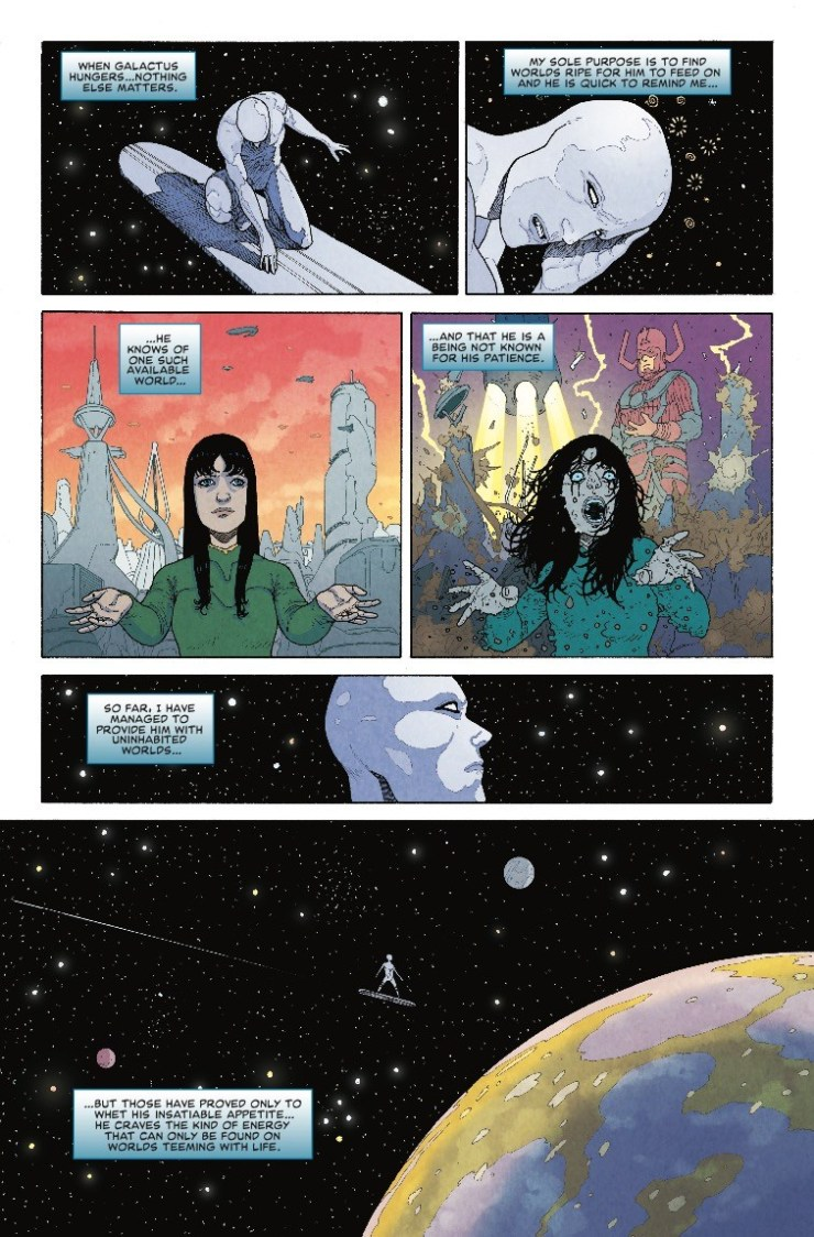 Silver Surfer Annual #1 review: A star-studded triumph