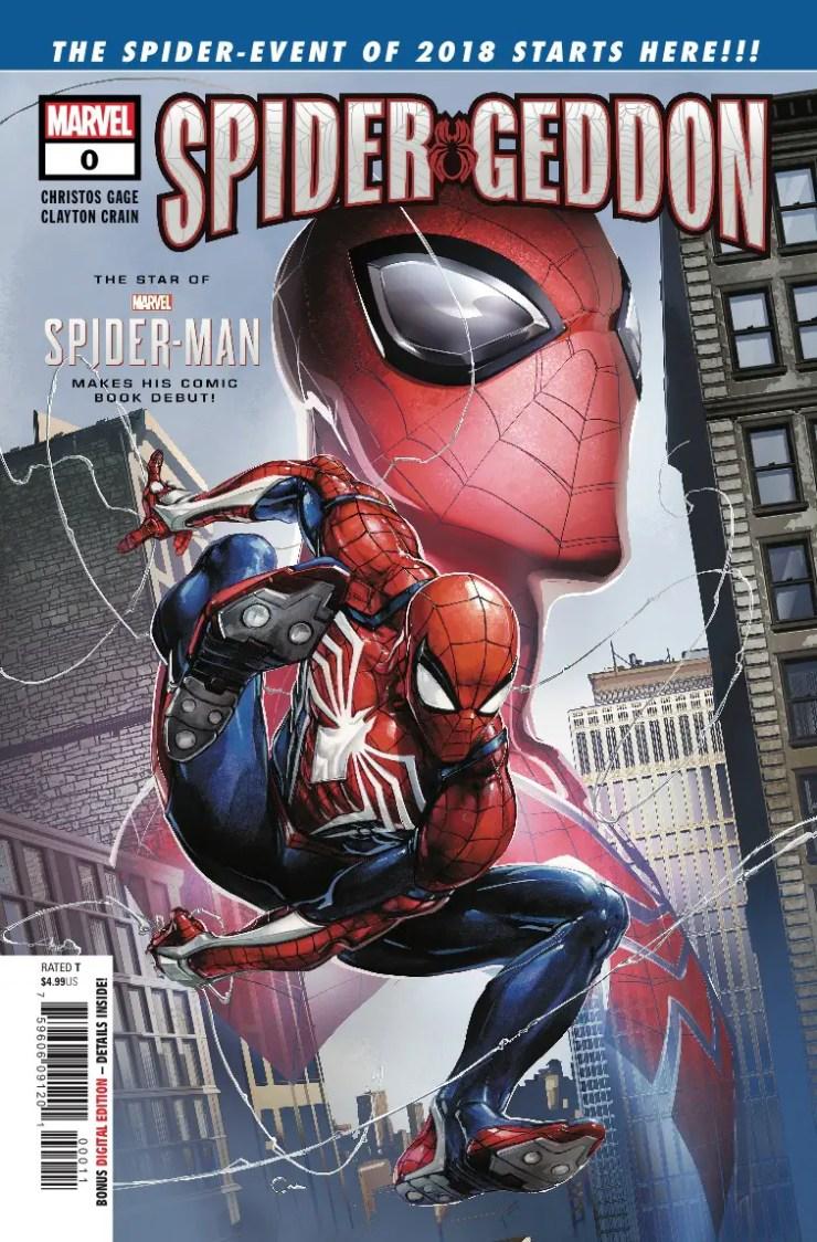 Marvel Preview: Spider-Geddon #0