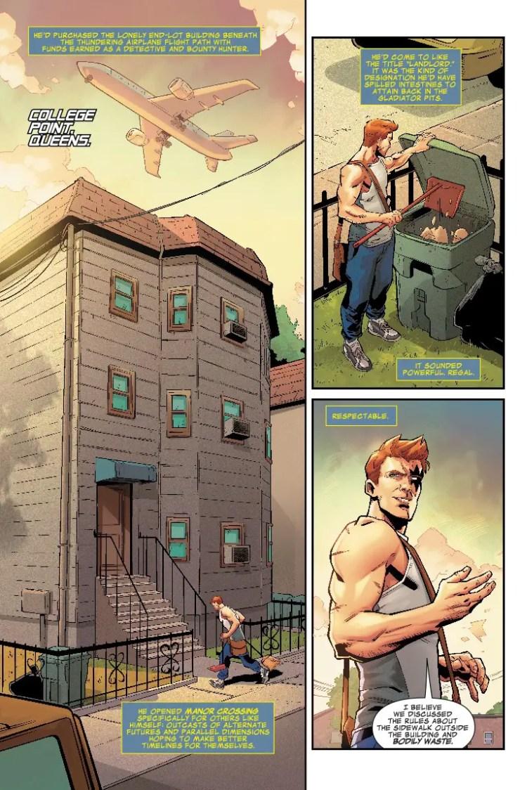 Marvel Preview: Shatterstar #1