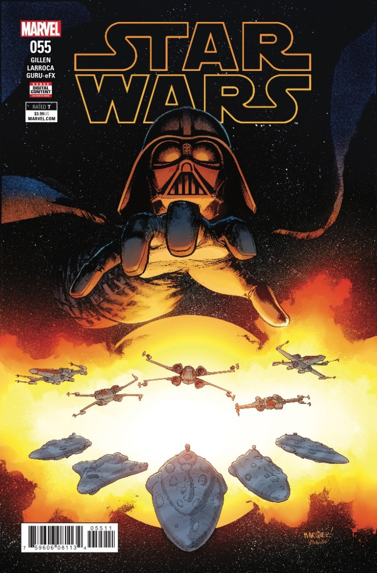 Marvel Preview: Star Wars #55