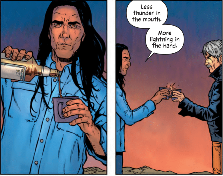 The Wild Storm #17 Review