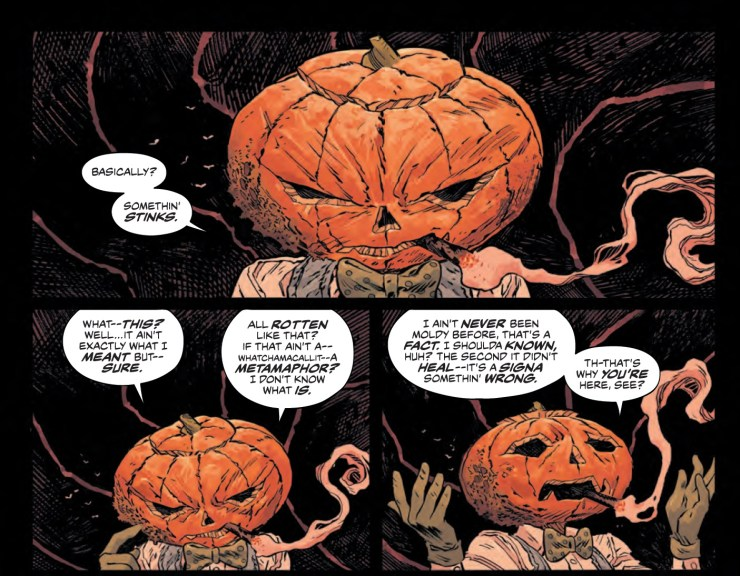 The Dreaming #2 Review