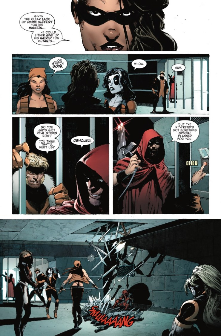 Marvel Preview: Weapon X #24