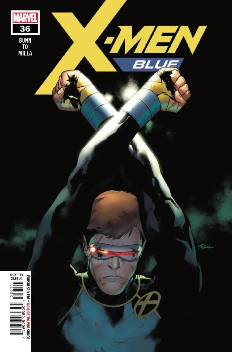 X-Men Blue #36 review