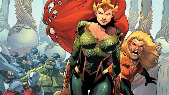 Aquaman #40 Review