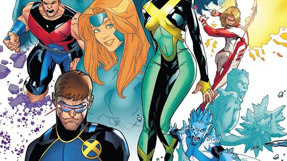 X-Men Blue #35 review