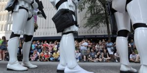A Tale of Two Cons: Dragon Con and its duality, part 1