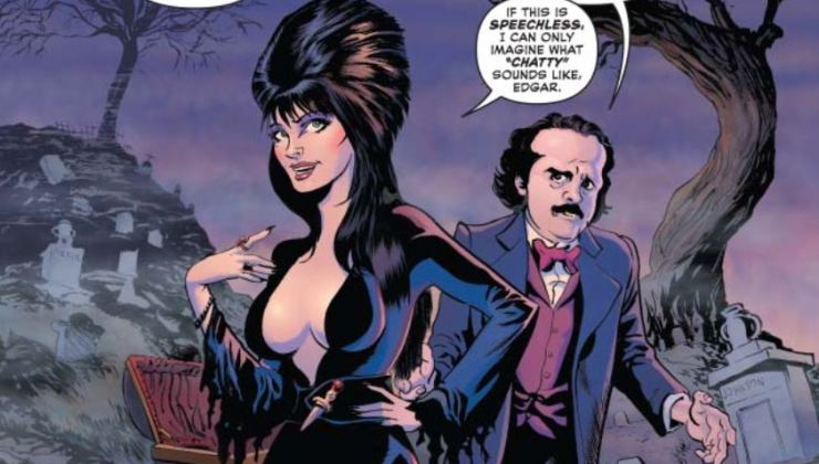 Elvira, Mistress of the Dark #2 review