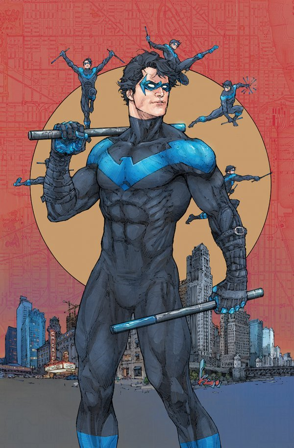 Nightwing #48 Review