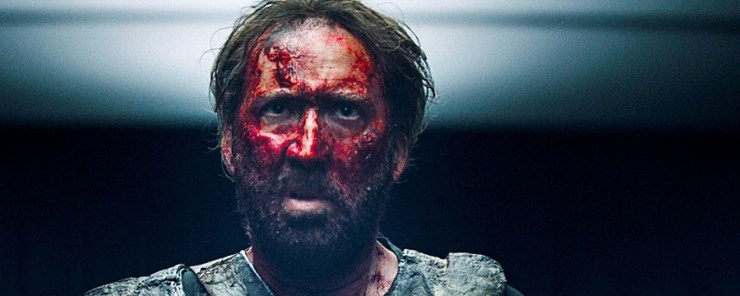 Mandy Review: A visually arresting and unapologetic fever dream