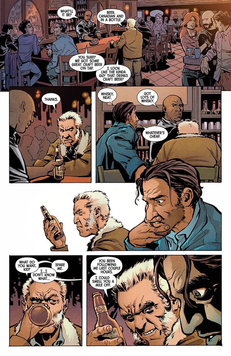 'Old Man Logan Vol. 8: To Kill For' review: A well-polished mixed bag