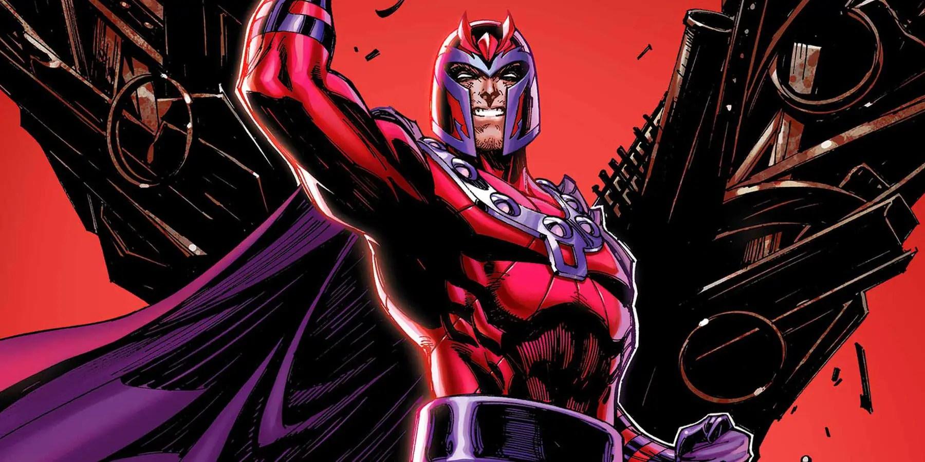 X-Men Black: Magneto #1 review: The start of something big?