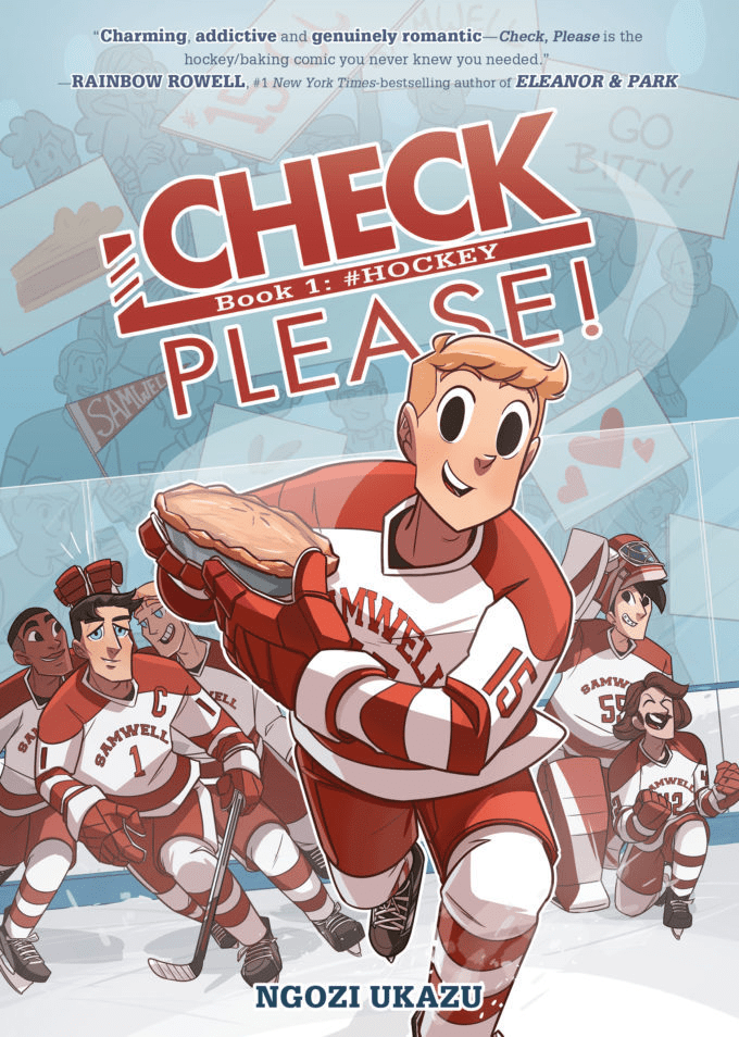 Check, Please! Book 1: #Hockey review: A testament to how good comics can be