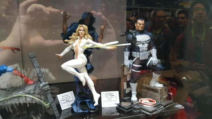 Diamond Select at NYCC 2018:  New Black Panther, Hulbuster, Ghost Rider and more