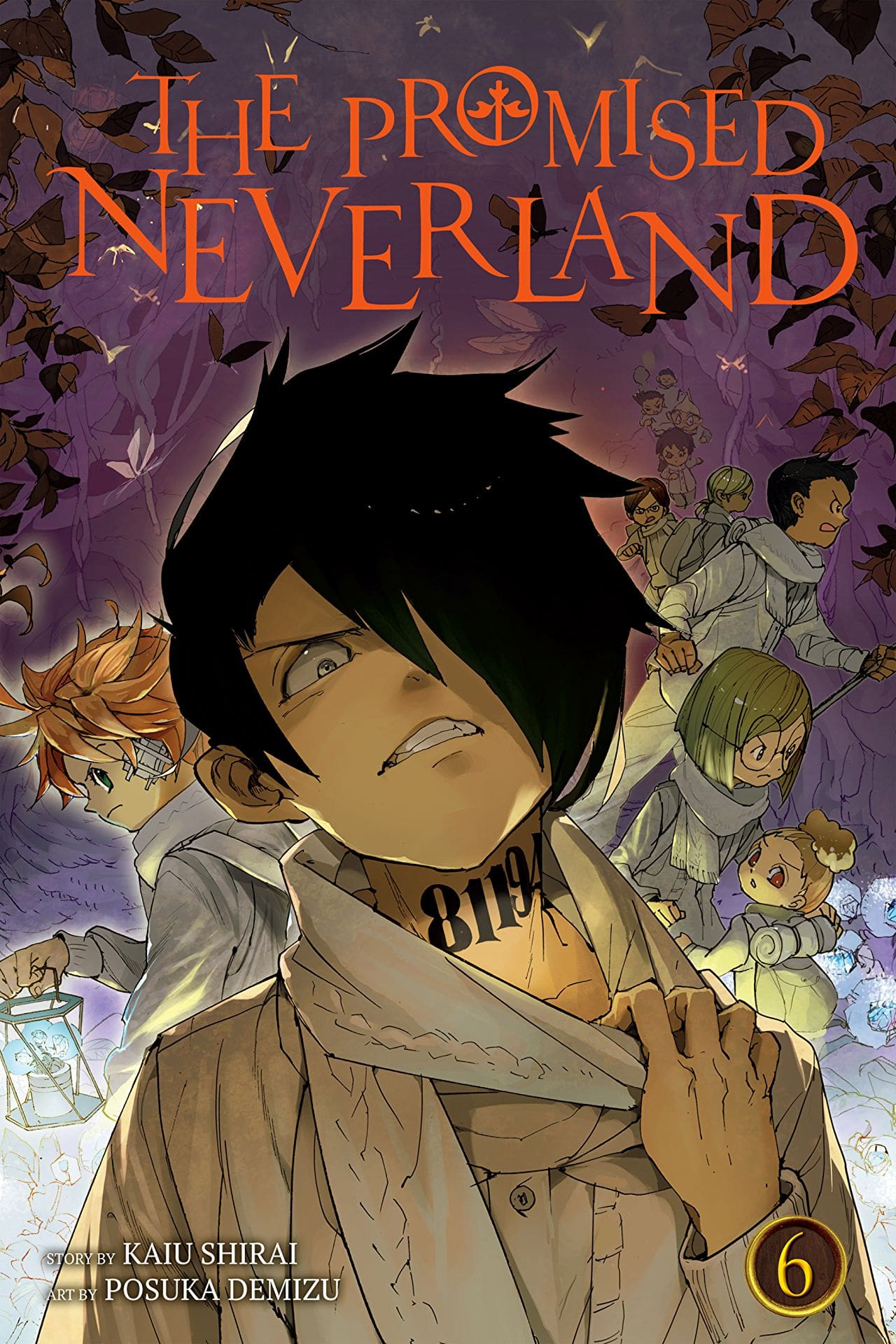 The Promised Neverland Vol. 6 Review