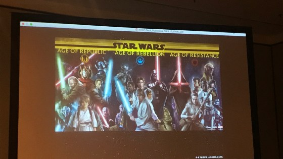 """Age of Star Wars"" is almost here, and Disney-Lucasfilm Publishing has revealed the writers and titles for each era."