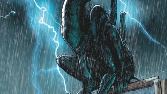 [EXCLUSIVE] Aliens: Resistance #1 Tristan Jones variant revealed