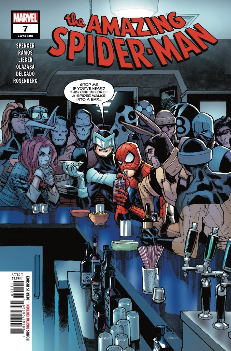 Marvel Preview: Amazing Spider-Man #7