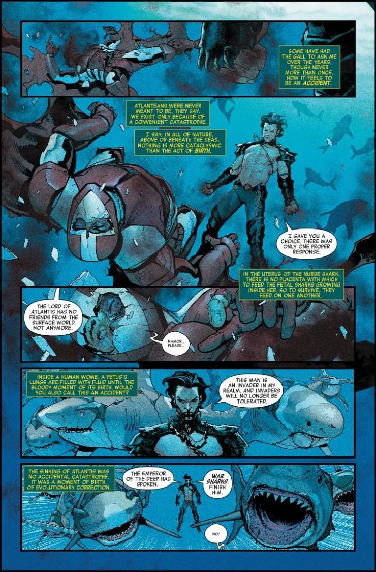 Marvel Preview: Avengers #9