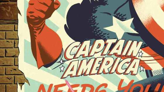 "Mark Waid's 'Captain America: Promised Land' explores the ""perfect"" future of the Captain America world"