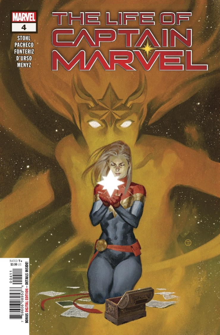 Marvel Preview: The Life of Captain Marvel #4