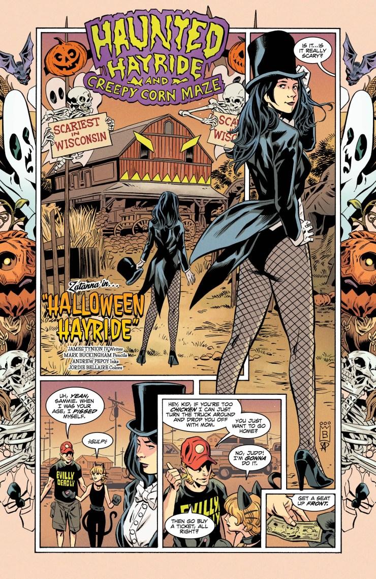 Cursed Comics Cavalcade #1 Review