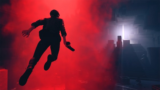 Remedy Entertainment's super-natural action game will feature sandbox style gameplay rife with narrative mystery.