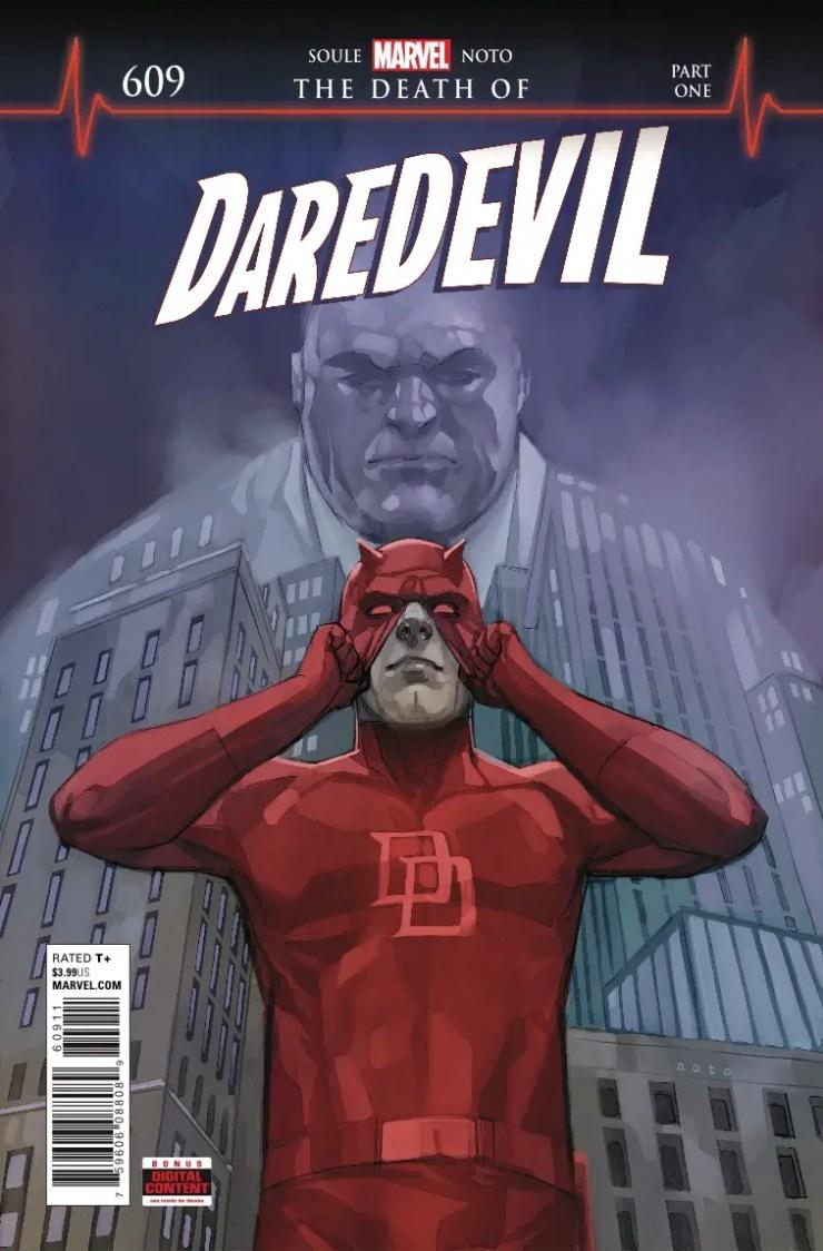 Marvel Preview: Daredevil #609