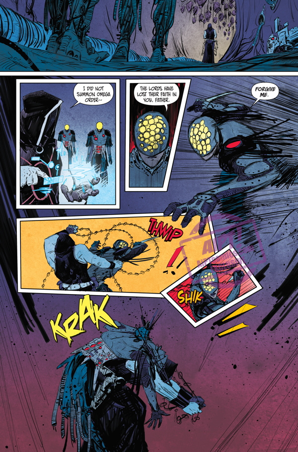 [EXCLUSIVE] Dark Horse Preview: Death Orb #2