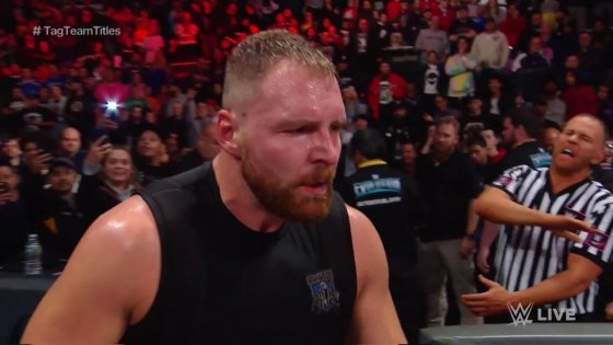 Dean Ambrose turns on Seth Rollins to close an already emotional WWE Raw