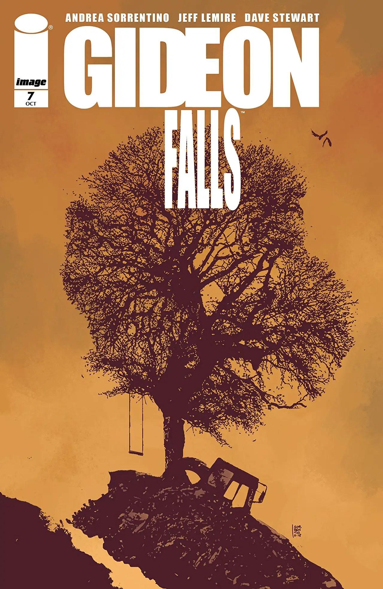 Gideon Falls #7 review: A split focus