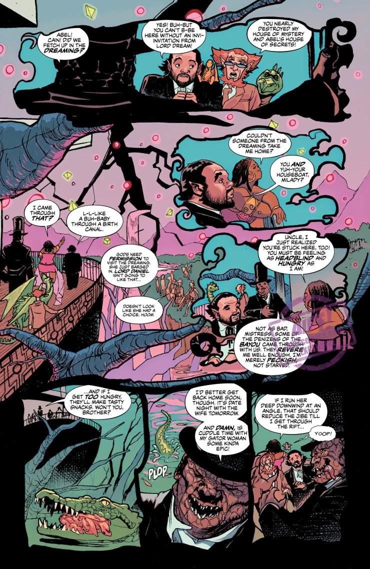 [EXCLUSIVE] DC Vertigo Preview: House of Whispers #2