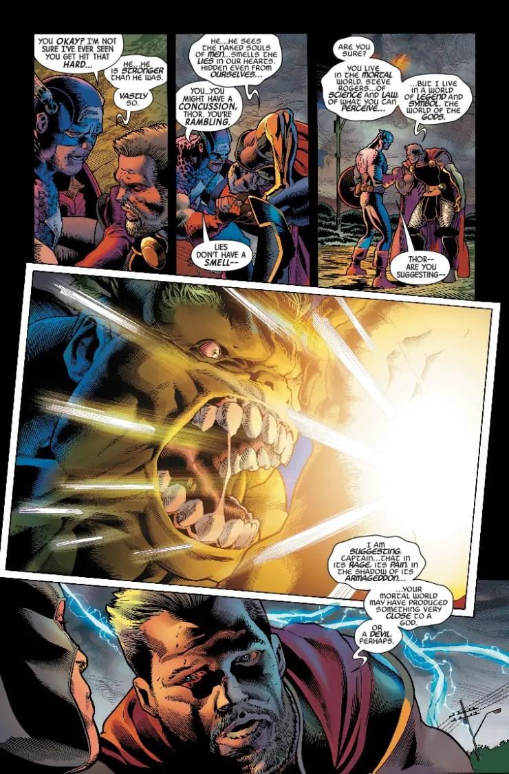 The Immortal Hulk #7 Review