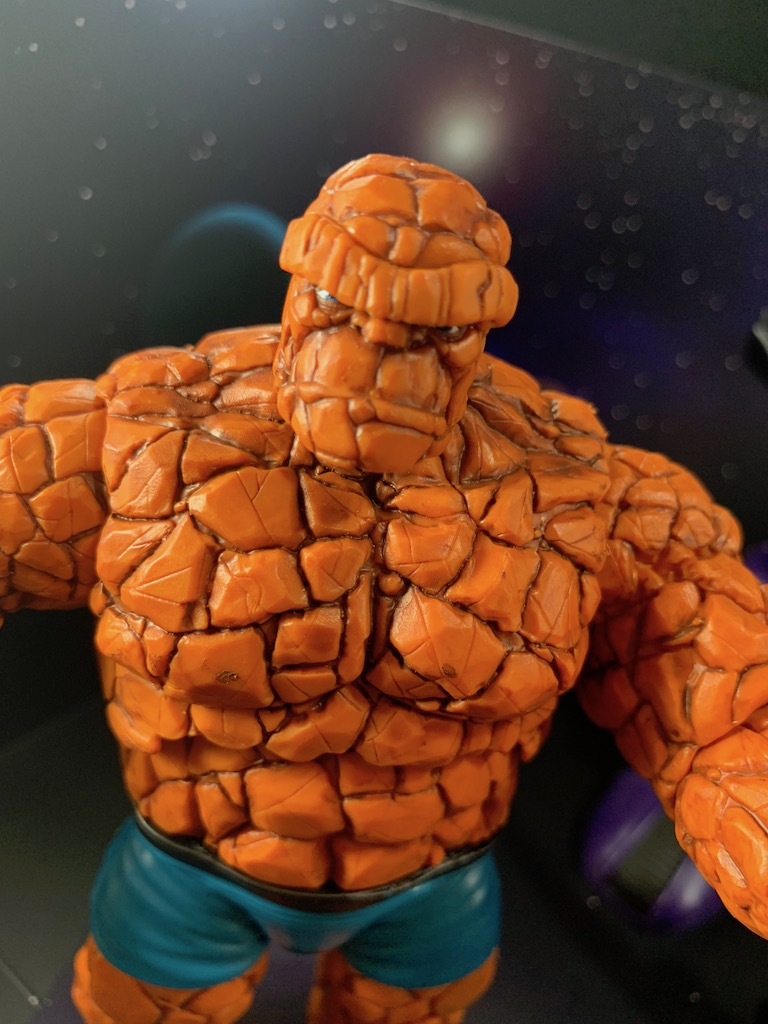 Marvel Legends Fantastic Four unboxing (with Galactus!) and review