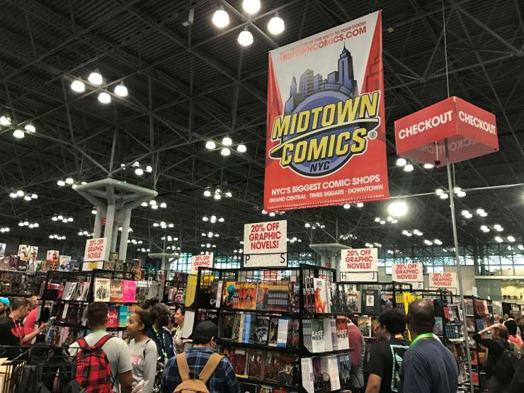 NYCC 2018: Doing some shopping? Stop by these booths