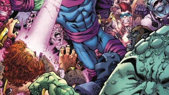Marvel Preview: Infinity Wars: Sleepwalker #2