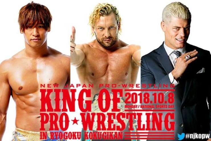 New Japan starts building towards Wrestle Kingdom 13