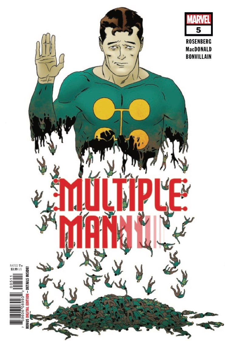 Marvel Preview: Multiple Man #5