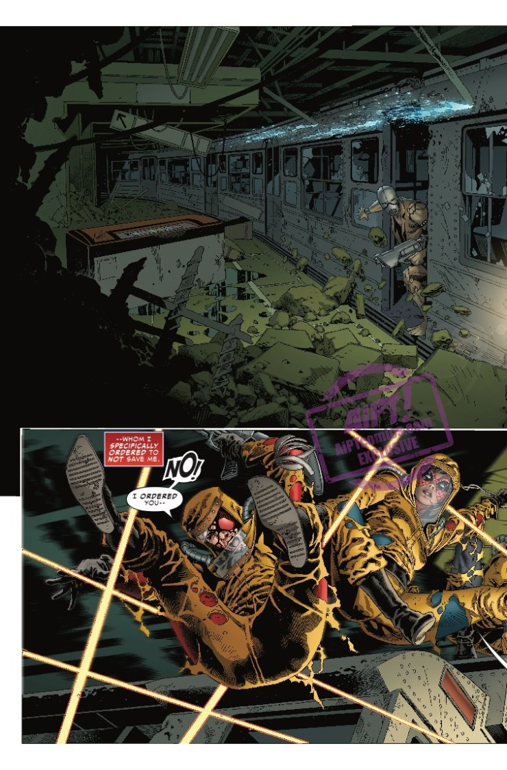 [EXCLUSIVE] Marvel Preview: Spider-Force #1