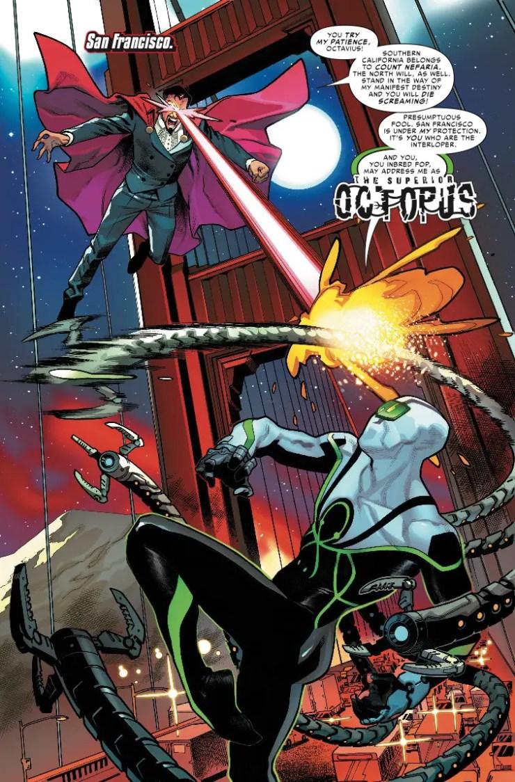 Marvel Preview: Spider-Geddon #1