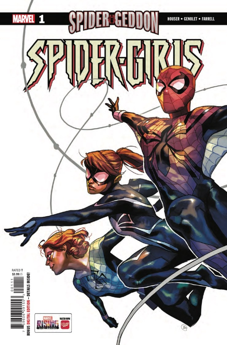 Marvel Preview: Spider-Girls #1