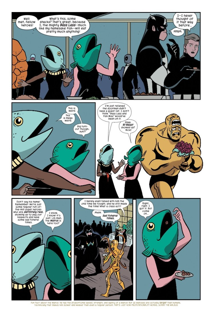 Marvel Preview: The Unbeatable Squirrel Girl #37