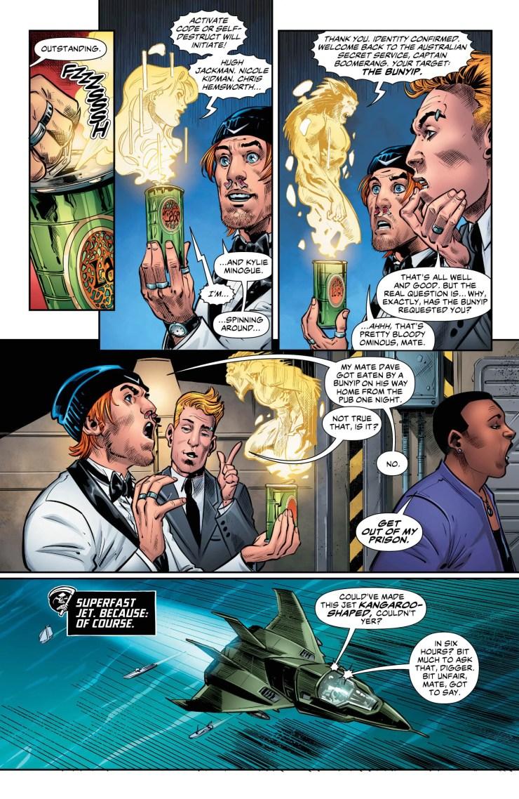 Suicide Squad #47 Review