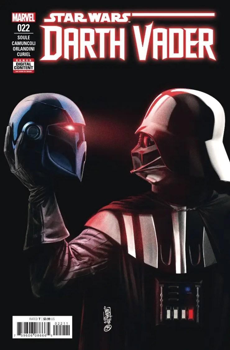 Marvel Preview: Star Wars: Darth Vader #22
