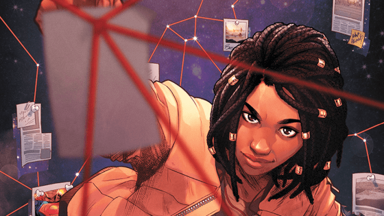 NYCC 2018: Bendis and Walker's new Wonder Comics hero will uncover a secret that impacts the entire DC Universe