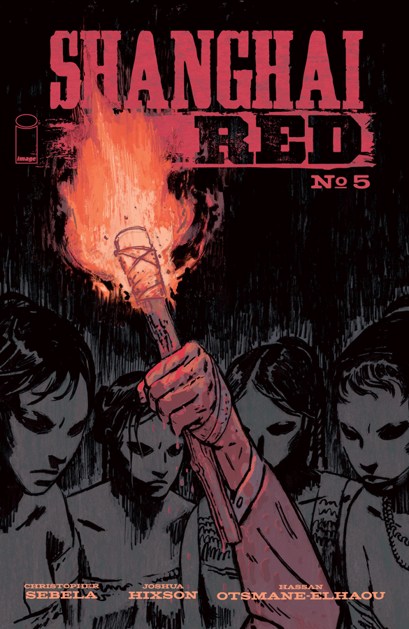 Shanghai Red #5 Review: A violent and emotional conclusion