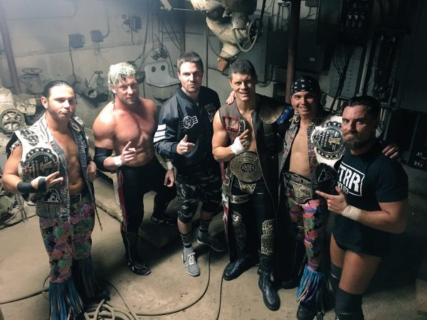 Will They Stay or Will They Go? The Elite's impact on independent wrestling