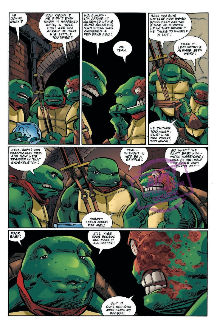 [EXCLUSIVE] IDW Preview: Teenage Mutant Ninja Turtles: Urban Legends #6