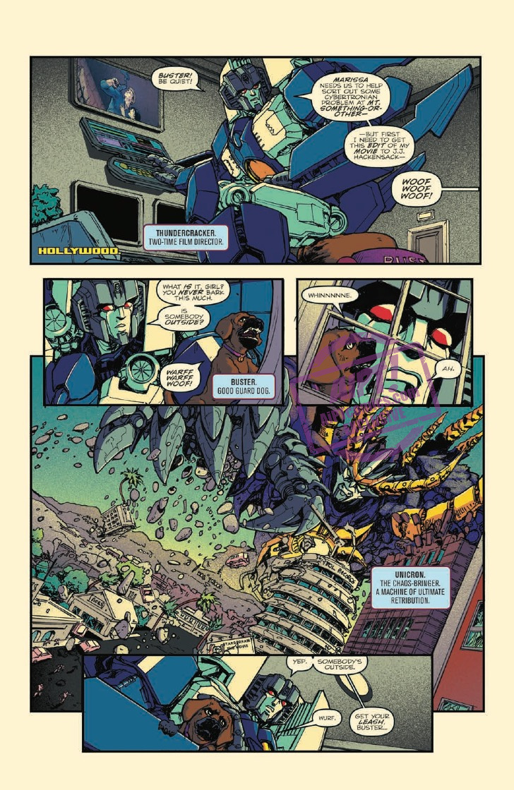 [EXCLUSIVE] IDW Preview: Optimus Prime #24