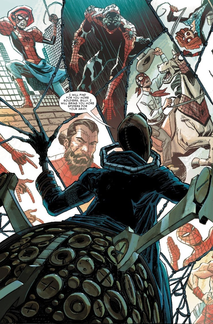 Vault of Spiders #1 review: Something borrowed, something new